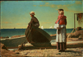 Dad's Coming by Winslow Homer, 1873.png