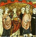 Dagobert reçoit le royaume Franc.jpg