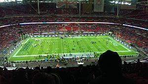 NFL International Series - Image: Dallas Cowboys vs Jacksonville Jaguars NFL International Series