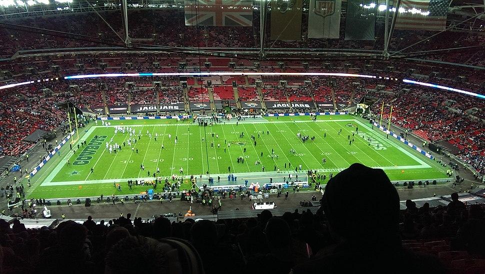 Dallas Cowboys vs Jacksonville Jaguars NFL International Series