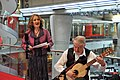 Dame Emma Kirkby - the first live performance to be filmed in the BBC's New Broadcasting House (28621004737).jpg