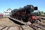 Dampflok 23 045 im Eisenbahnmuseum Darmstadt-Kranichstein.jpg
