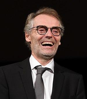 Dan Laustsen - Laustsen at the Stockholm Film Festival in 2017