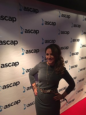 Danielle Senior - Danielle Senior at 2016 ASCAP awards