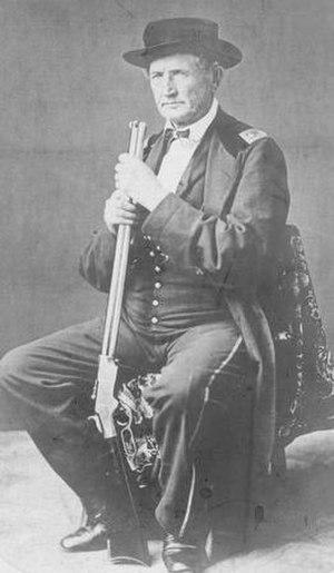 Daniel McCook - Major Daniel McCook Sr., Union Army