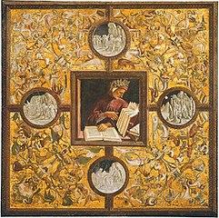 Porträt des Dante Alighieri