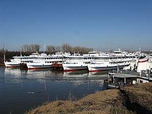 Danube class motorships (project 305) - Ship repair and shipyard, Zaton (Ufa).jpg