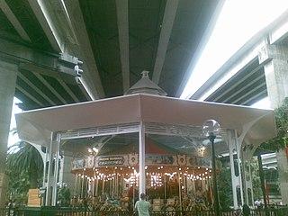 Darling Harbour Carousel