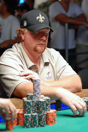 Darvin Moon - Image: Darvin Moon at WSOP 2009 Main Event