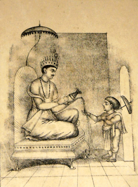 Image result for vamanavataram images