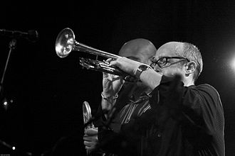 Dave Douglas (trumpeter) - Dave Douglas at the North Sea Jazz Festival in 2007