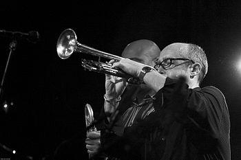 Dave Douglas at the North Sea Jazz Festival 2007.