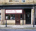 David's Gents Barbershop - Westgate - geograph.org.uk - 1593988.jpg