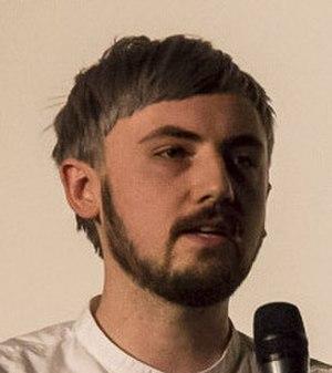 David OReilly (artist) - OReilly in 2017
