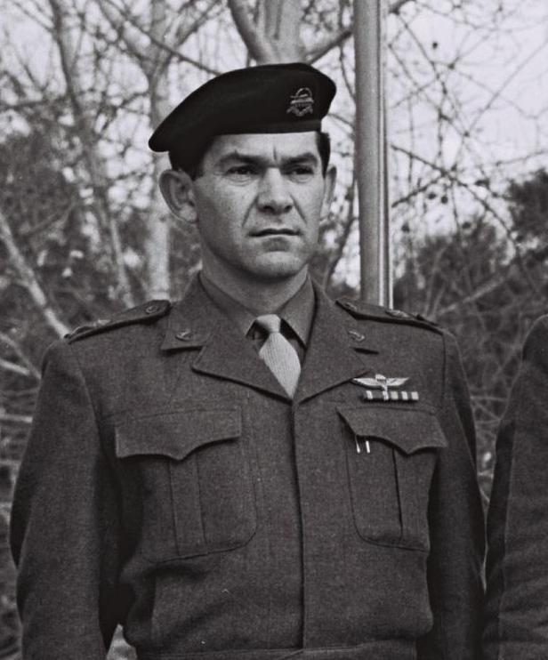 David Elazar - 1964