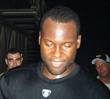 Description de l'image  David Garrard Jacksonville Jaguars.JPG.