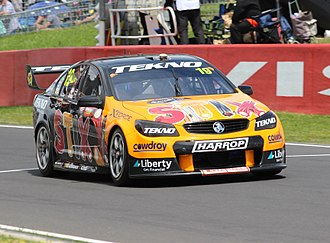 2016 Supercheap Auto Bathurst 1000 - Will Davison and Jonathon Webb wins 2016 Bathurst 1000 after Jamie Whincup causes late crash in dramatic race.