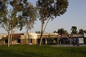 Diamond Bar High School - Image: Dbhs campus
