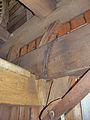 De Westermolen Langerak, bovenhuis steenlijst.jpg