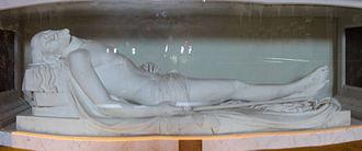 Basilica of St. John the Baptist - John Hogan's The Dead Christ