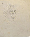 Dehodencq A. - Ink - Etude de portrait - 15.4x18.8cm.jpg