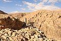 "Deir Mar Musa al-Habashi, Arabic, Dayr mār Mūsá al-Ḥabashī, literally ""the monastery of Saint Moses the Abyssinian.jpg"