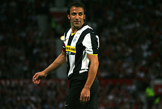 Serie A Italian Footballer of the Year - Alessandro Del Piero won the award twice, in 1998 and 2008 - he is the player with the longest period between two awards, 10 years.