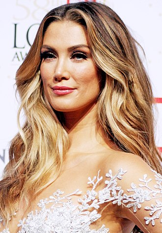 Delta Goodrem - Goodrem attending the 2016 TV Week Logie Awards, May 2016