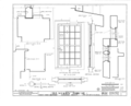 Denison House, Wyoming Avenue, Forty Fort, Luzerne County, PA HABS PA,40-FOFO,3- (sheet 6 of 6).png