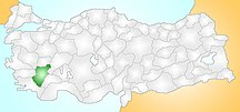 Denizli (provins)--Fil:Denizli Turkey Provinces locator