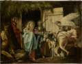 Departure for the Flight into Egypt (SM 1863).png