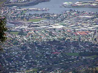 Derwent Park, Tasmania Suburb of Hobart, Tasmania, Australia
