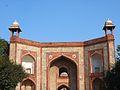 Details of Entrance portal into Humayuns Tomb, Delhi.jpg
