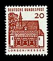 Deutsche Bundespost - Deutsche Bauwerke - 20 Pfennig - grob.jpg