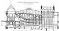 Deutsches Schauspielhaus Längsschnitt (1901) Zentralblatt Abbildung 2.png