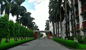 Dhaka University of Engineering & Technology, Gazipur - Dhaka University of Engineering Technology Entrance