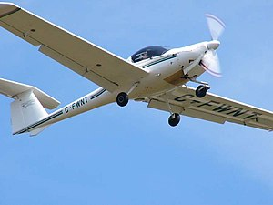 Diamond Aircraft Industries - Diamond DA20-A1 Katana, a two-seat general aviation light aircraft