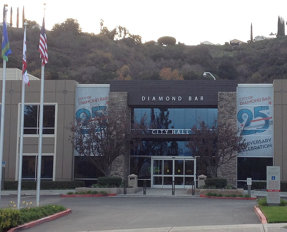 The population density of Diamond Bar in California is 1440.83 people per square kilometer (3732.8 / sq mi)