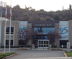 Diamond Bar, California - Diamond Bar City Hall