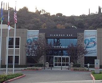 Diamond Bar, California - Diamond Bar City Hall