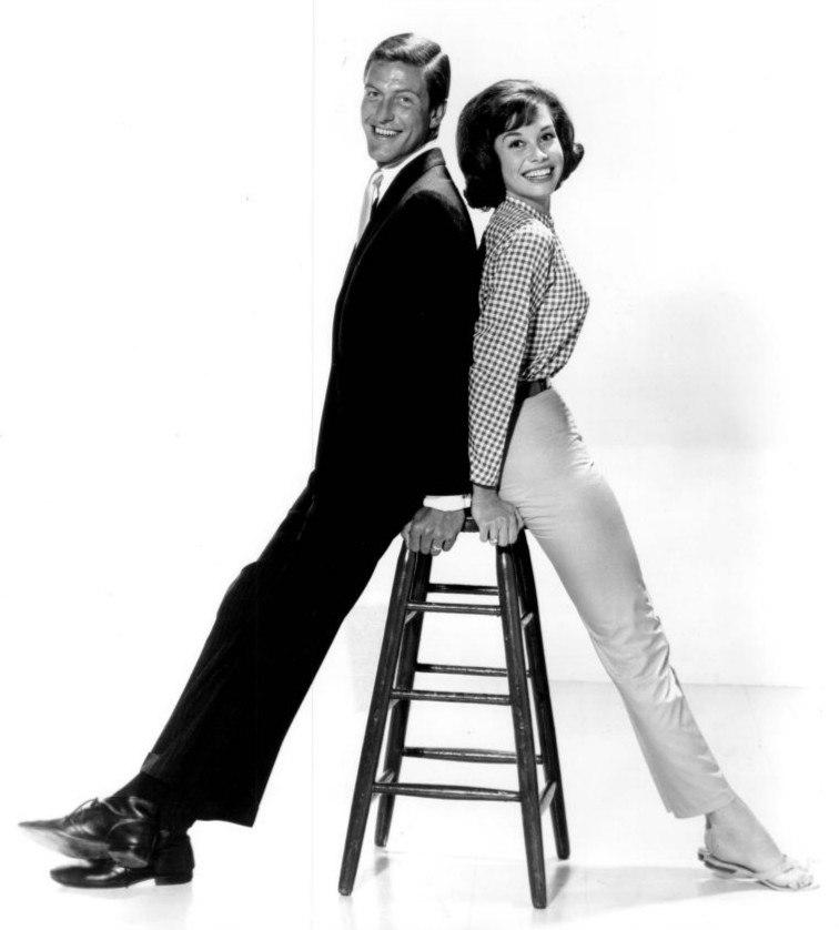 Dick Van Dyke Mary Tyler Moore Dick Van Dyke Show 1961