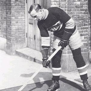 Didier Pitre - Pitre with the Canadiens, circa 1921–22