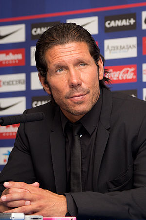 2014 UEFA Champions League Final - Diego Simeone reached his first UEFA Champions League final as a manager with Atlético Madrid.