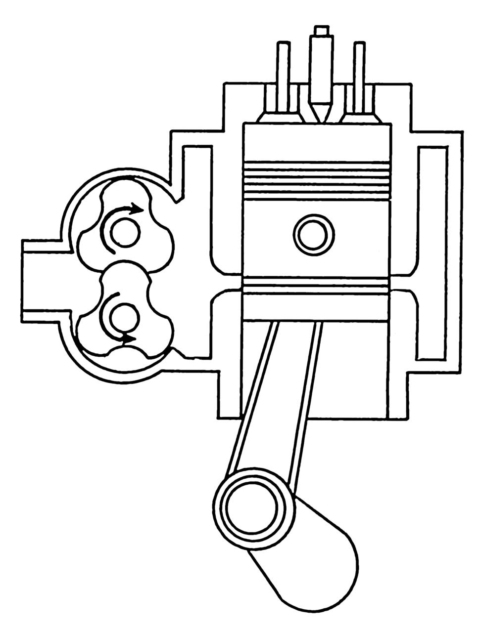 Diesel engine (PSF)