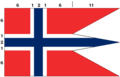 Dimensions for state flag of Norway.png