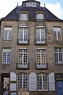 Dinan - Hôtel de Pontbriand 20130216-02