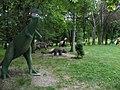 Dinozaury w parku miejskim - panoramio.jpg