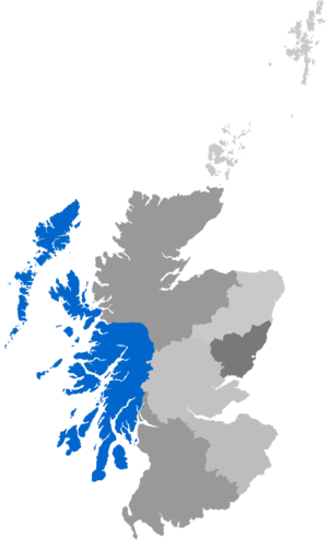 Diocese of Argyll and The Isles (Episcopal) - Image: Diocese of Argyll