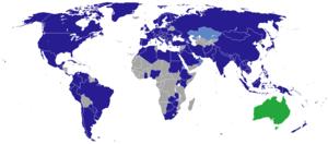オーストラリア大使館's relation image