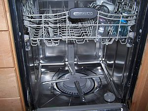 dishwasher disassembly for repair/replacement ...